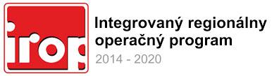 Integrovaný regionálny operačný program IROP